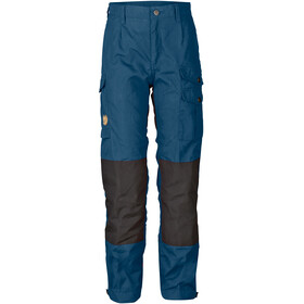 Fjällräven Vidda Trousers Kinder uncle blue